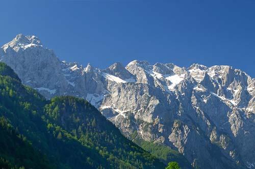 Les Alpes, berceau naturel