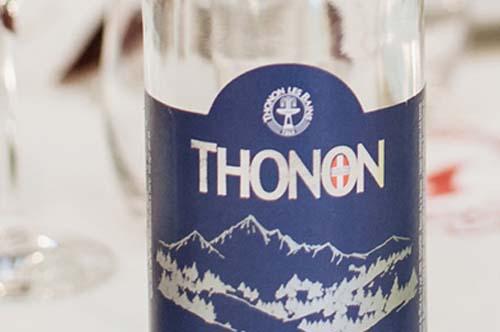 Le duo Thonon Chateldon